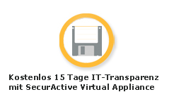 Teststellung SecurActive Virtual Appliance
