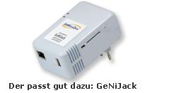 NETCOR GeNiJack